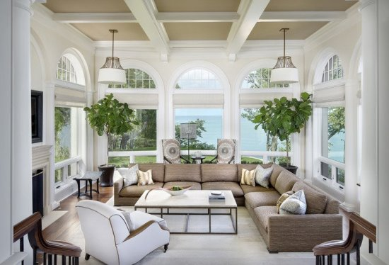 Spring is a great time to consider adding or updating a sunroom in your home. Here are some tips for designing an indoor-outdoor space that you'll love.